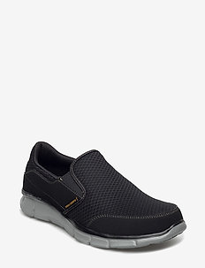 Mens Equalizer Persistent - slip-ons - blackgrey
