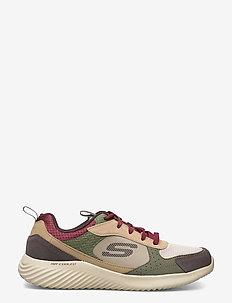 Mens Bounder - lave sneakers - brol brown olive