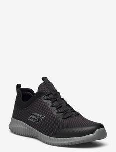 Mens Elite Flex - Belburn - laag sneakers - black charcoal