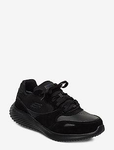 Mens Bounder - Jigster - Waterproof - lav ankel - bbk black