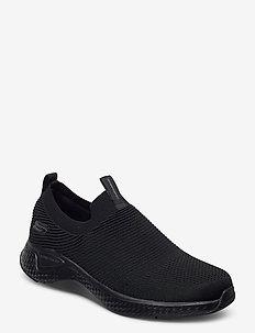 Mens Solar Fuse - slip-on schoenen - black