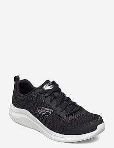 Mens Ultra Flex 2.0 - Lifewilde - lave sneakers - bkw black white
