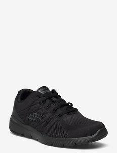 Mens Flex Advantage 3.0 - Stally - laag sneakers - black