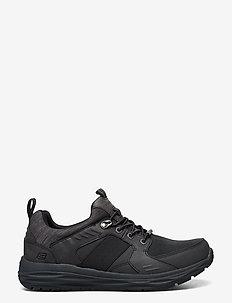 Mens Harsen - Arbor - lave sneakers - blk black