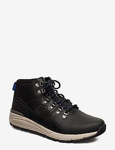 Mens Volero - Merix - vandrings- & promenadskor - blk black
