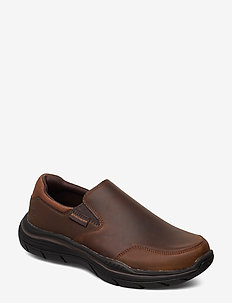 Mens Expected 2.0 - loafers - cdb dark brown