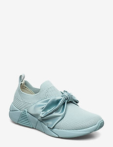 Womens Mark Nason - A-Line - slip-on sneakers - sfm seafoam