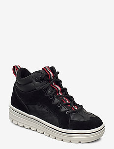 Womens Street Cleats 2 - Funkshion - chunky sneakers - blk black