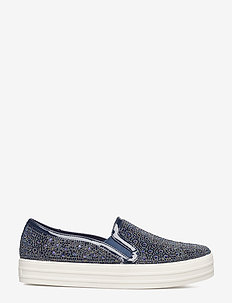 Womens Originals Double Up - slipper - nvy navy
