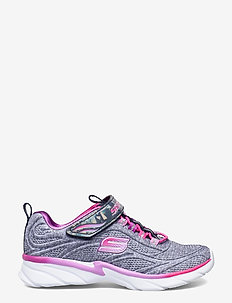 Girls Swirly - Shimmer Time - lave sneakers - nvmt navy multicolor