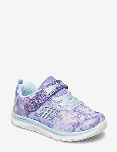 Girls Skech Lite - PRMT PURPLE MULTICOLOR