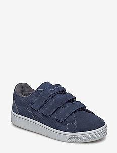 Boys Metro-Wave Tri Flux - låga sneakers - nvy navy