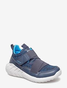 Boys Hydrus - låga sneakers - nvbl navy blue