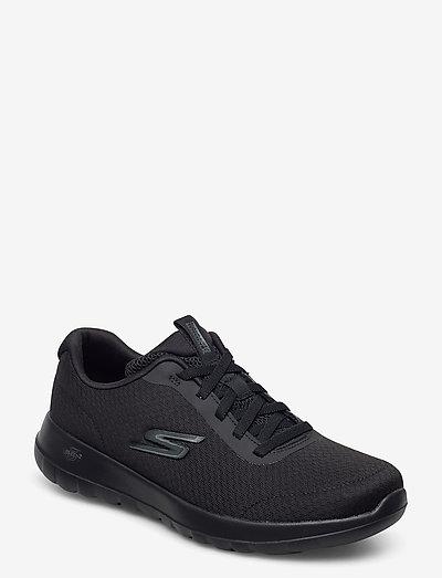 Womens Go Walk Joy - lave sneakers - black
