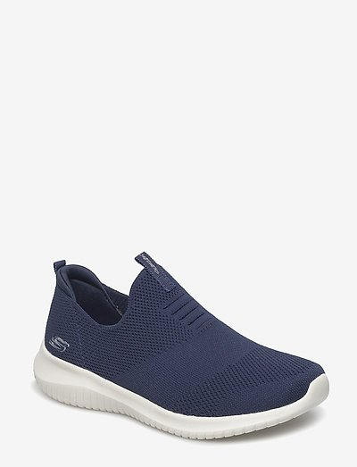 Womens Ultra Flex - First Take - lave sneakers - nvy navy