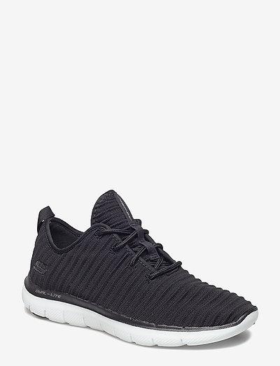 Womens Flex Appeal 2.0 - Estates - lave sneakers - bkw black white