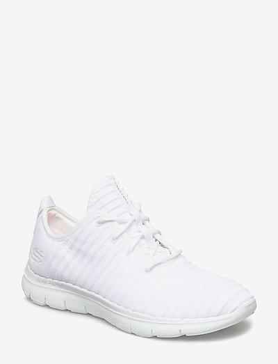 Womens Flex Appeal 2.0 - Estates - lave sneakers - wht white