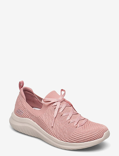 Womens Ultra Flex 2.0 - Flash Illusion - lave sneakers - ros rose
