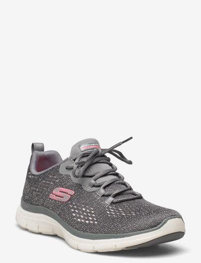 Womens Flex Appeal 4.0 - Vivid Spirit - lave sneakers - grey pink