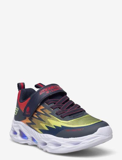 Boys Vortex-Flash - lave sneakers - navy multicolor