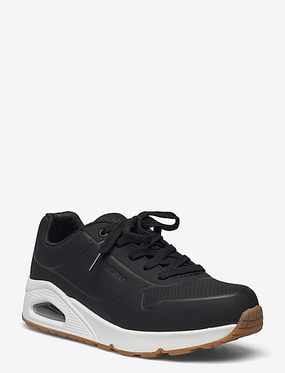 Boys UNO - Stand on air - lave sneakers - black