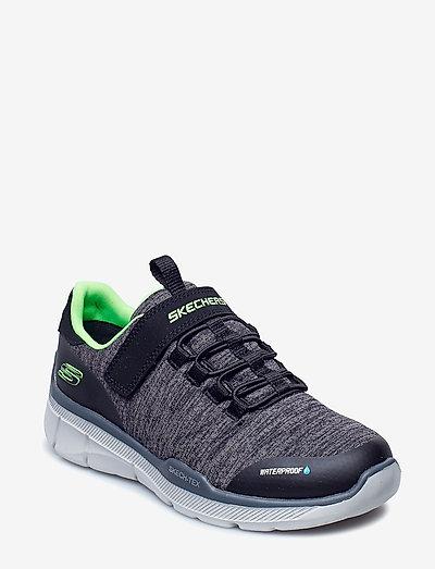 Boys Equalizer 3.0 - Aquablast Waterproof - lave sneakers - black charcoal