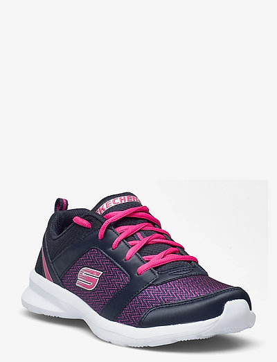 Girls Skech-Stepz - Speed dial - lave sneakers - nvhp navy hot pink