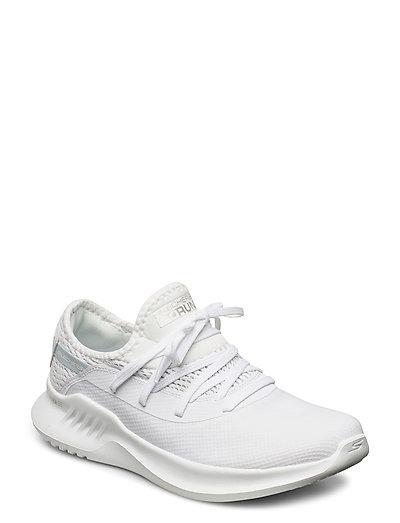 Womens Go Run Mojo 2.0 Niedrige Sneaker Weiß SKECHERS | SKECHERS SALE