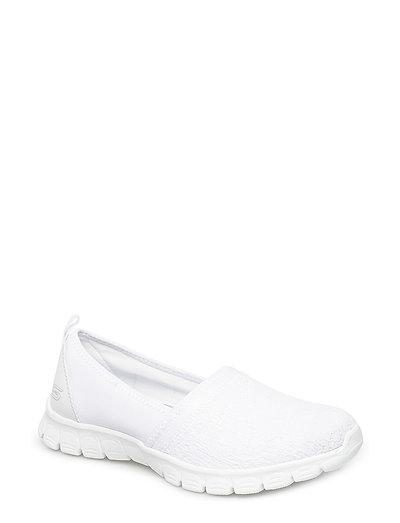 Womens Ez Flex 3.0 Sneaker Weiß SKECHERS