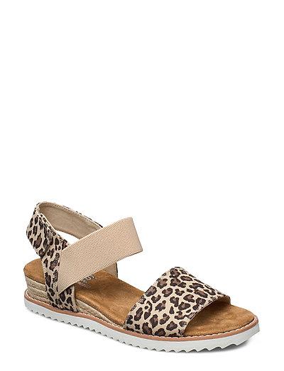 Womens Desert Kiss (Lpd Leopard) (799 kr) Skechers |