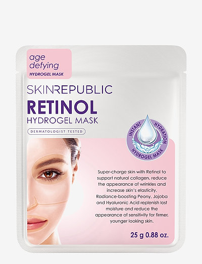 Retinol Hydrogel Face Mask Sheet - CLEAR
