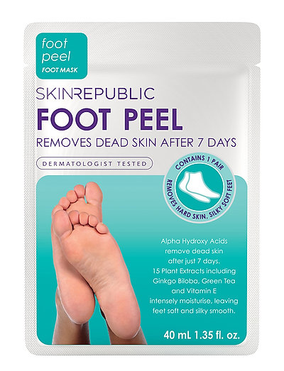 Foot Peel - CLEAR