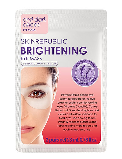 Brightening Eye Mask - CLEAR