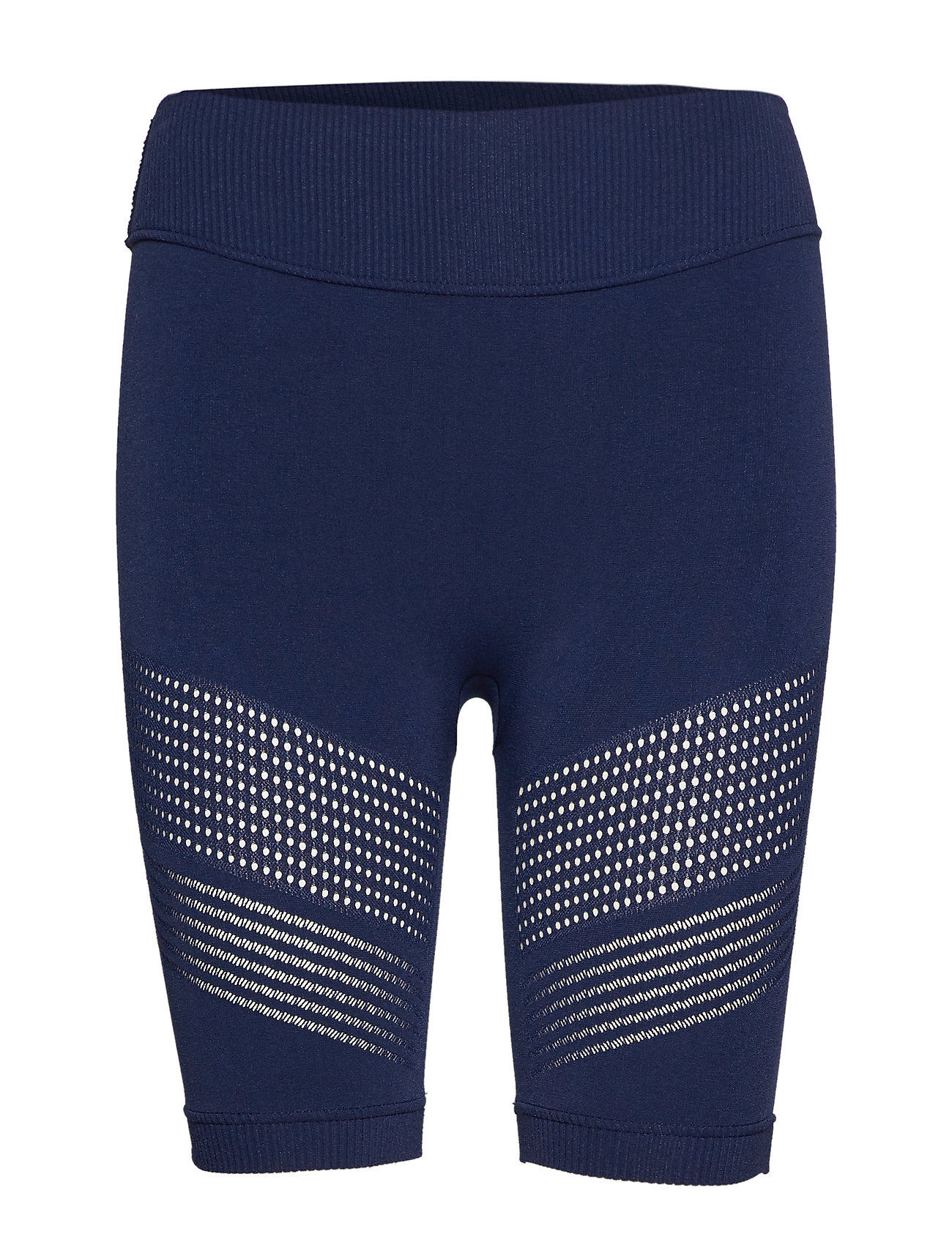 Skins DNAmic Seamless Square Womens Shorts - HARBOUR