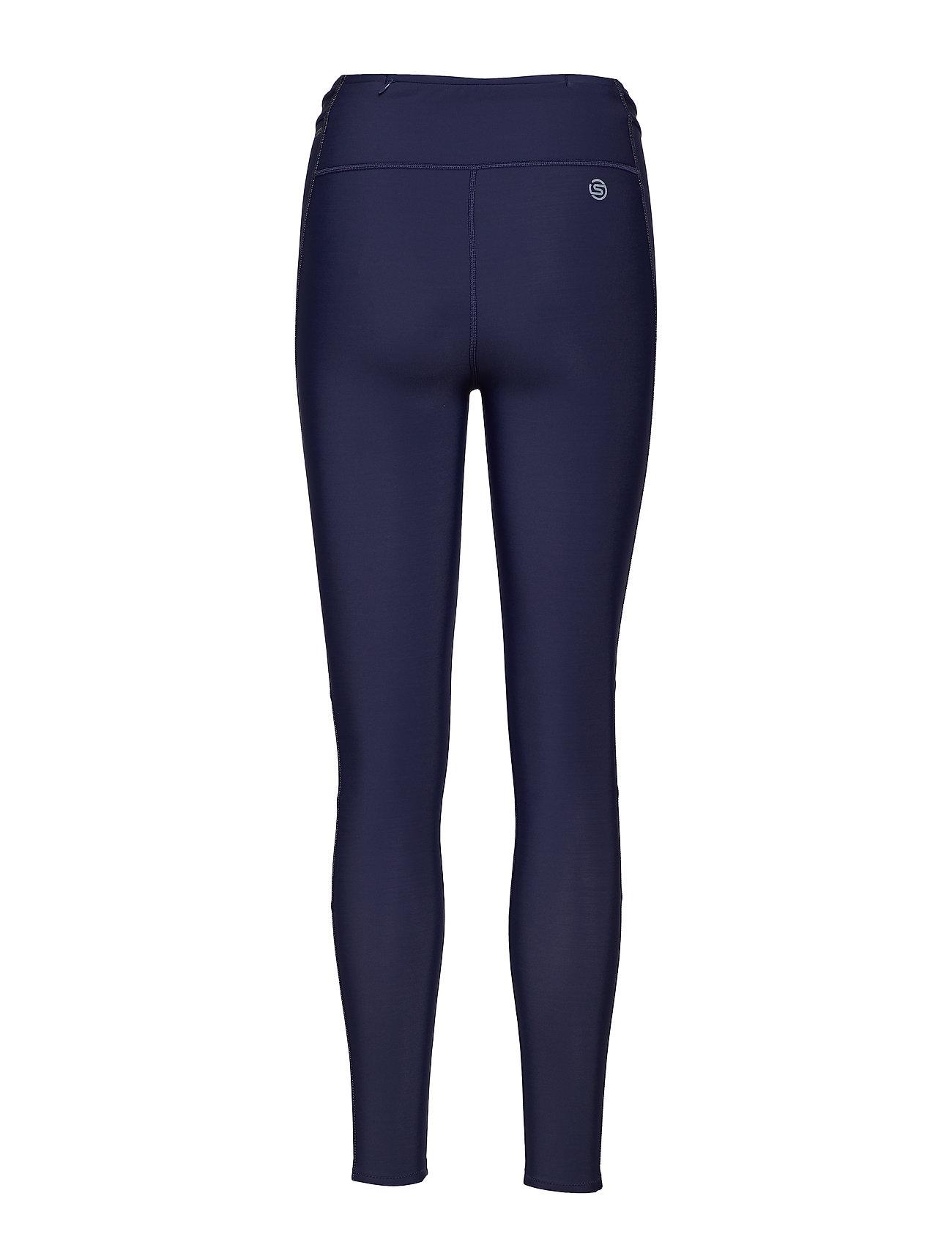 Long Thermal Dnamic Blue bright BluSkins Womens Tightsnavy Aqj4Lc35R