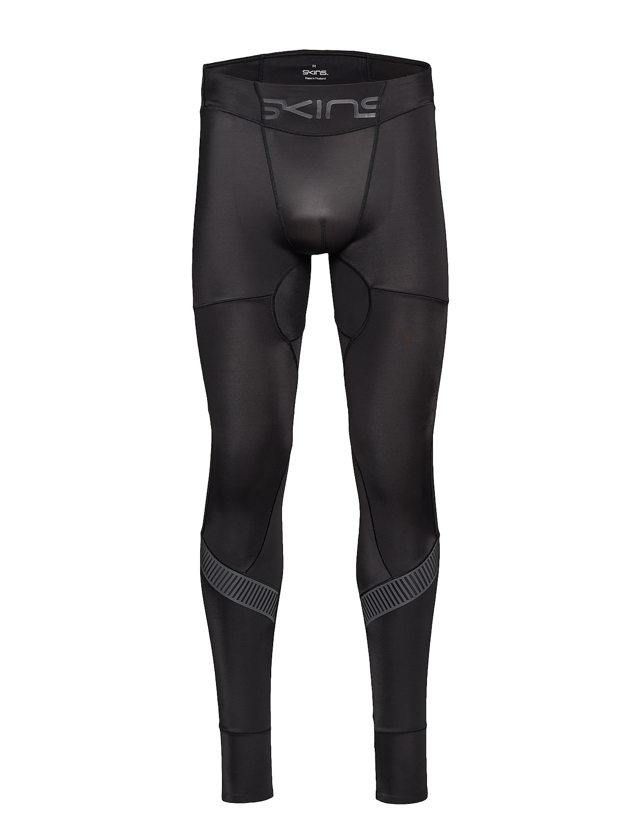 Skins DNAmic Ultimate Starlight Mens Long Tights - BLACK