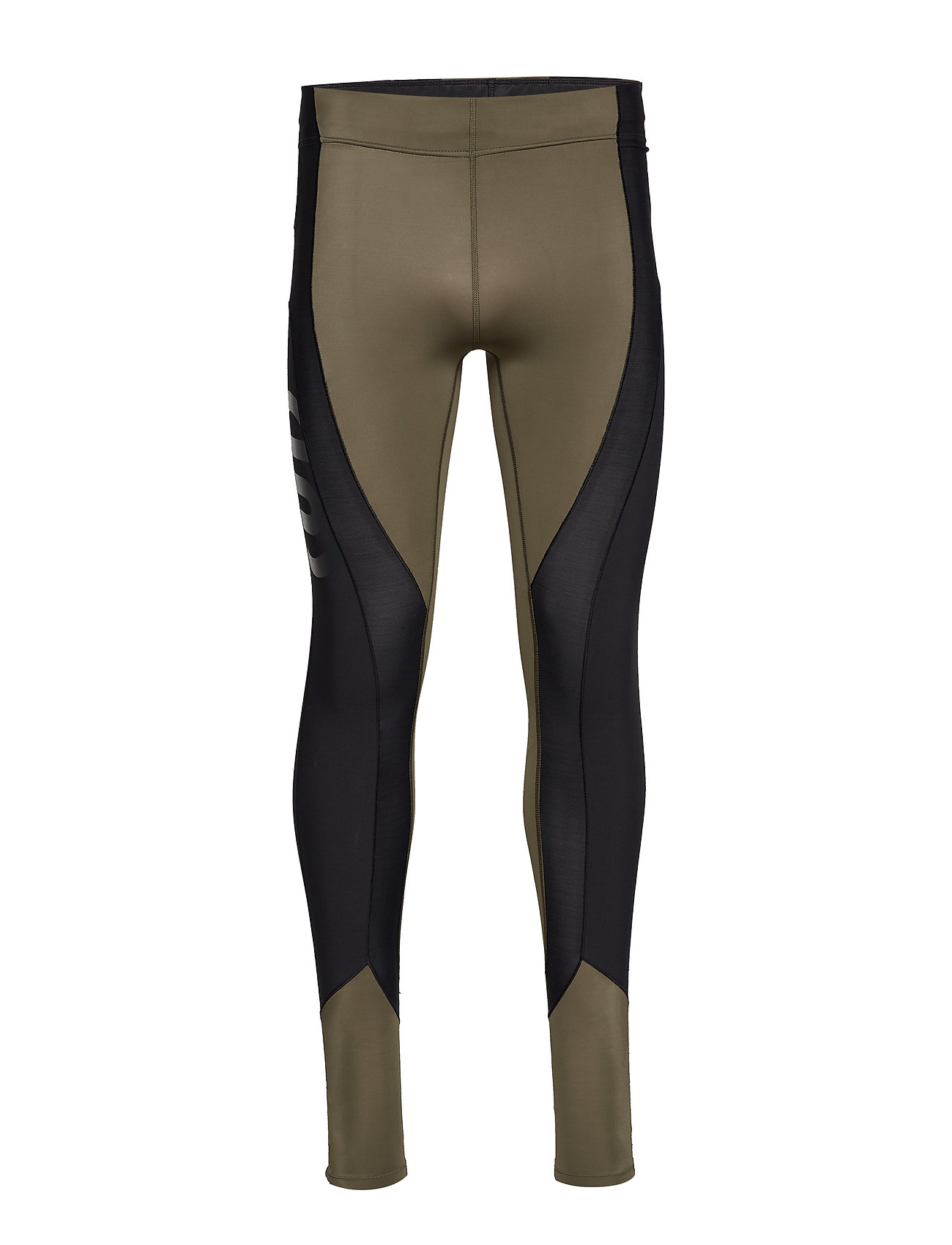 Skins DNAmic Ultimate K-Proprium X-FIT Mens Long Tights - UTILITY/BLACK