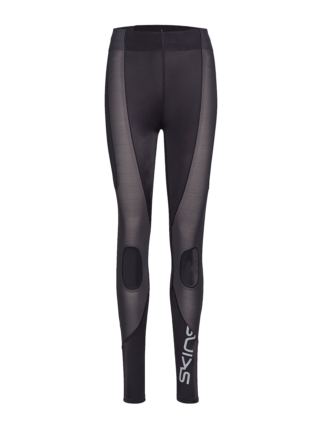 Skins DNAmic Ultimate K-Proprium Womens Long Tights - BLACK/CHARCOAL