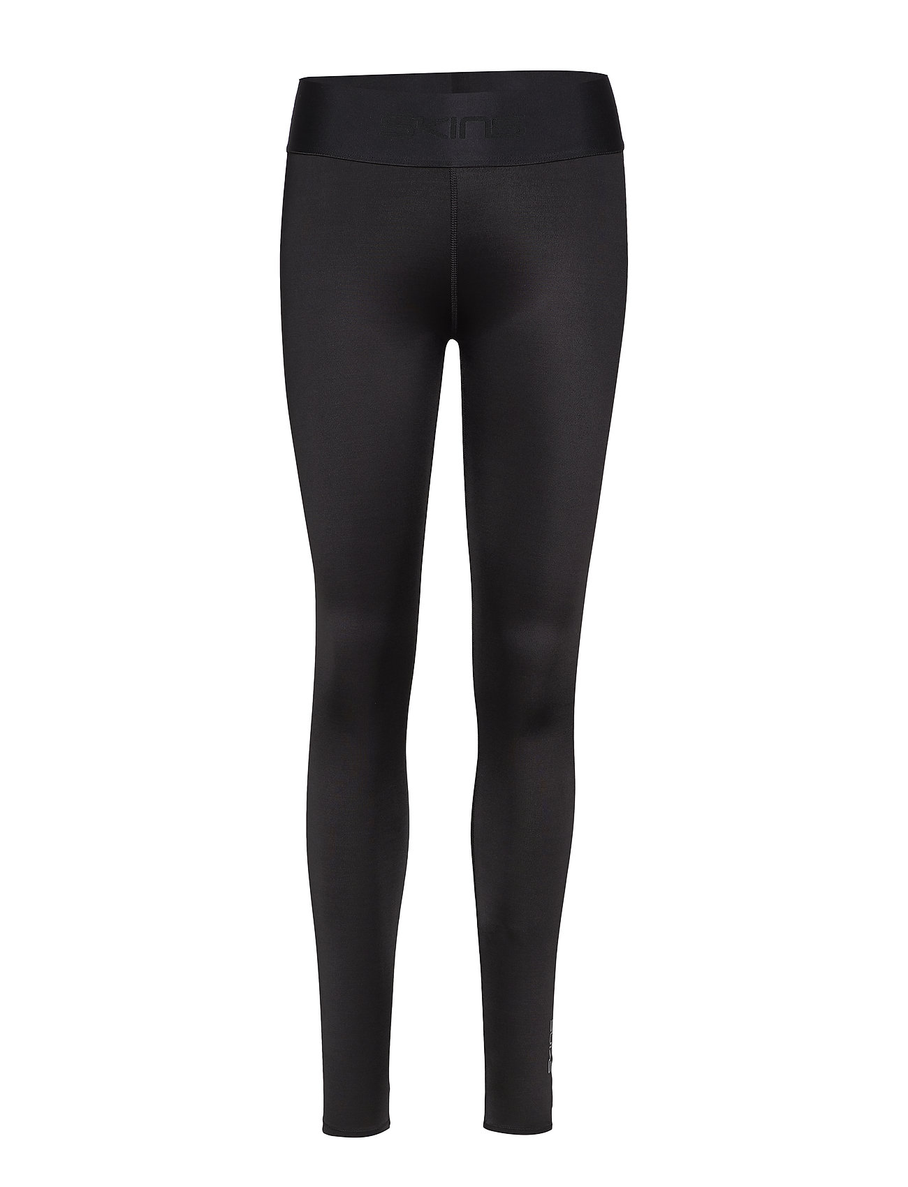 Skins DNAmic Primary Womens Long Tights - BLACK
