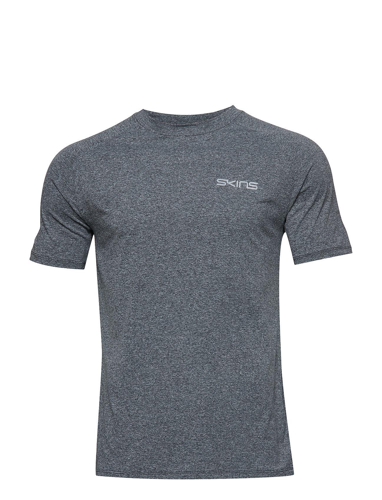 Skins Activewear Bergmar Mens Active Top S/S Round Neck