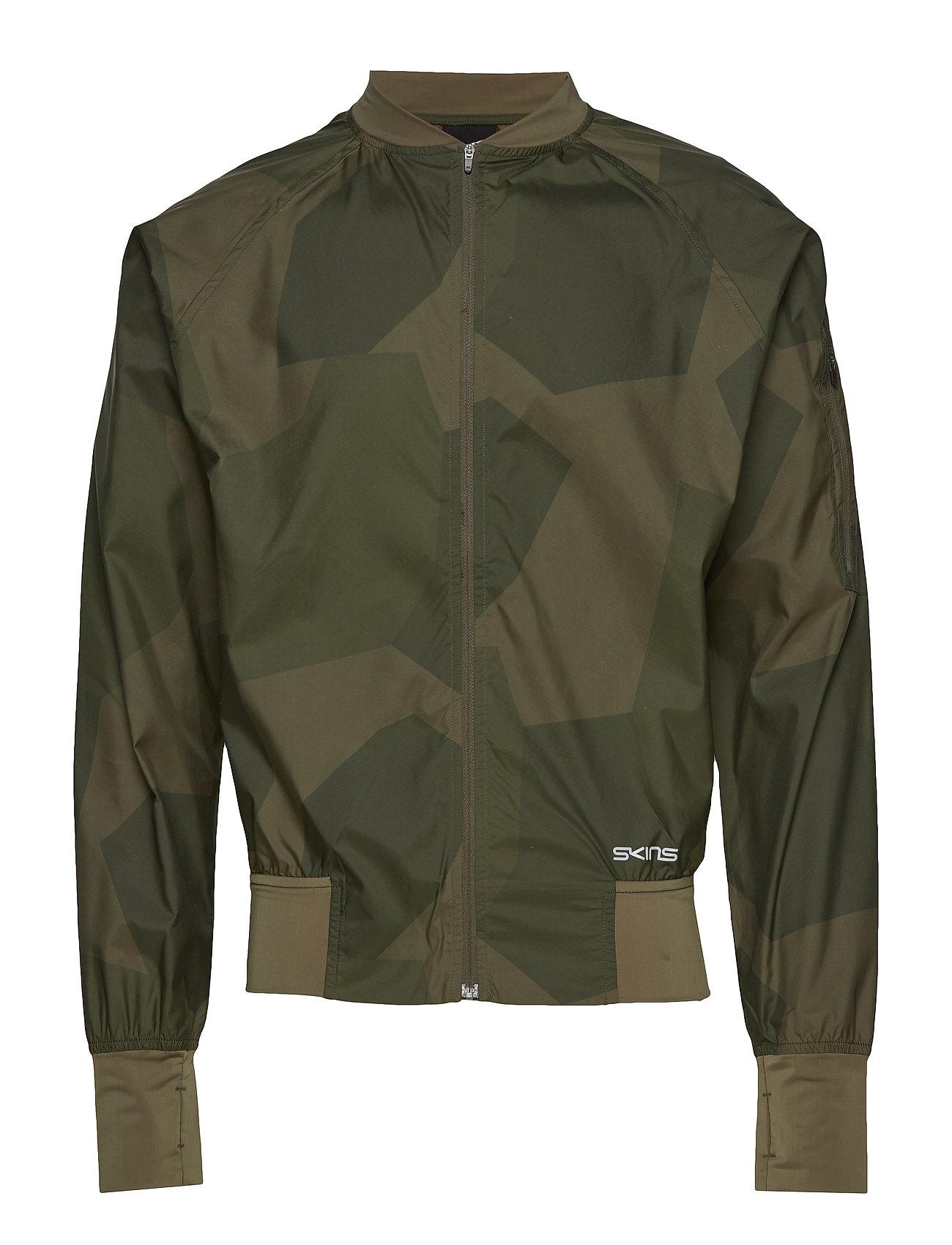 Activewear Orsa Mens Bomber Run Jacket thumbnail