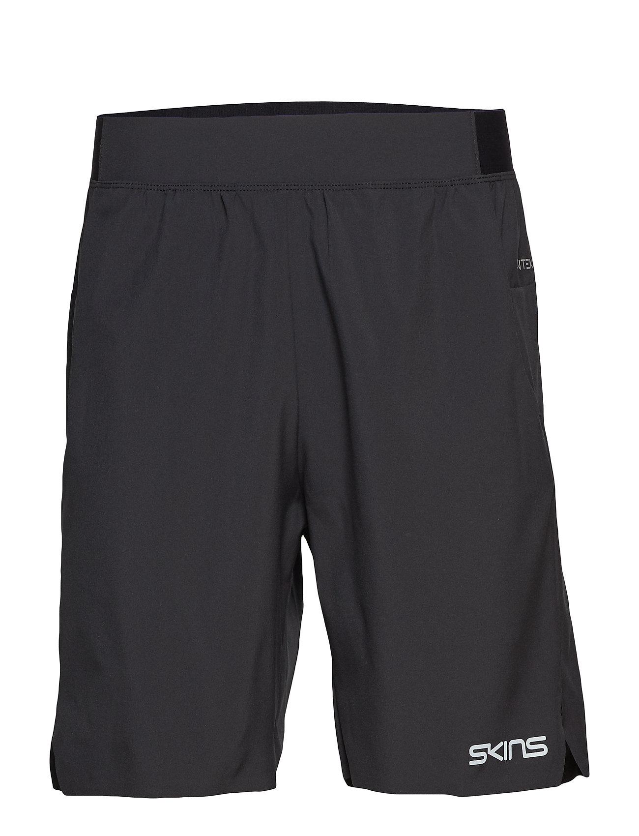 Skins Activewear Nore Mens Shorts 8 - BLACK