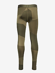 Skins - DNAmic Primary Mens Long Tights - running & training tights - deconst camo utility - 2