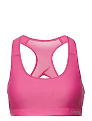 DNAmic Flux Womens Sports Bra - PINK