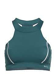 DNAmic Speed Womens Sports Bra - DEEP TEAL
