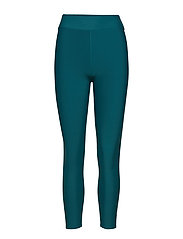 DNAmic Soft Womens 7/8 Tights Skyscraper - DEEP TEAL