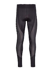 DNAmic Ultimate K-Proprium X-FIT Mens Long Tights - BLACK/CHARCOAL