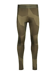 DNAmic Primary Mens Long Tights - DECONST CAMO UTILITY