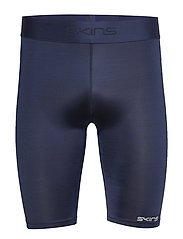 DNAmic Primary Mens 1/2 Tights - NAVY BLUE
