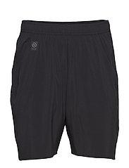 Activewear Square Mens Short 7 - BLACK